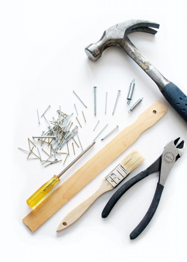 Image of our furniture assembly tools for our Melbourne clients